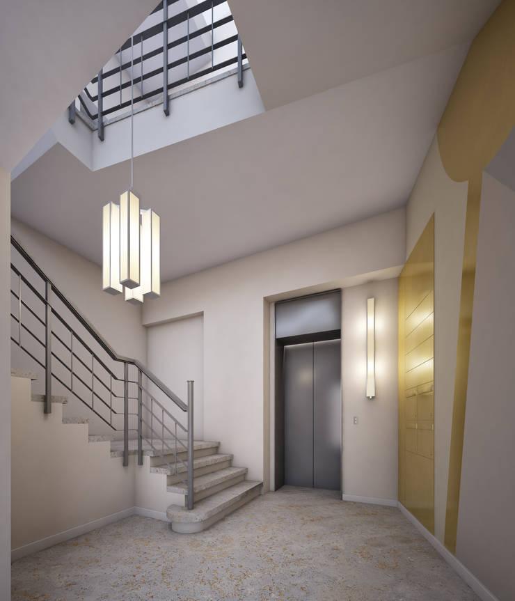 Corridor & hallway by winhard 3D