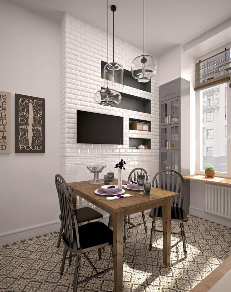 Жилое пространство : Кухни в . Автор – BMM,