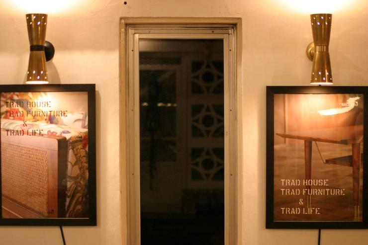 HOUSE TRAD ORIGNAL LAMP: HOUSETRAD CO.,LTDが手掛けたインテリアランドスケープです。,