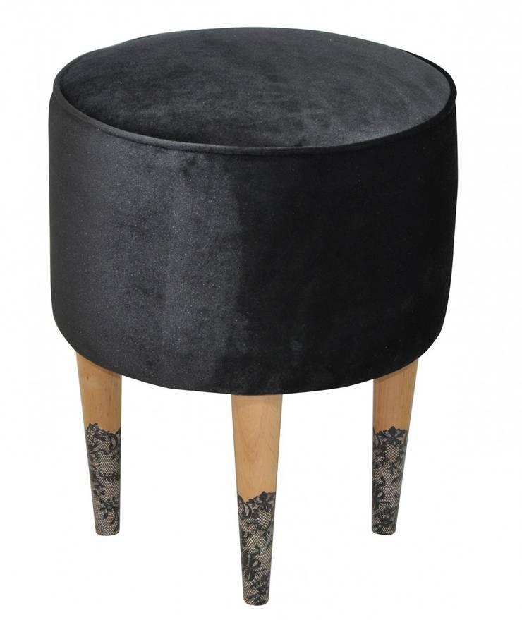 http://onemarket.pl/finezyjny-stolek-lolita-black-happy-barok: styl , w kategorii Salon zaprojektowany przez onemarket.pl