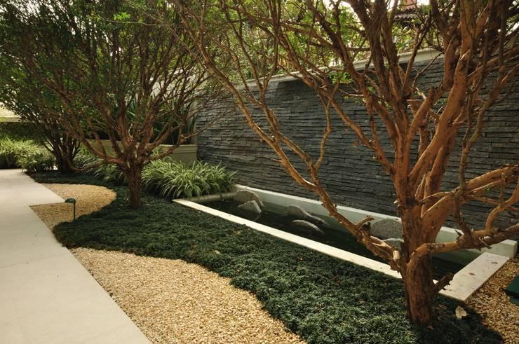 Garden by alexandre galhego paisagismo