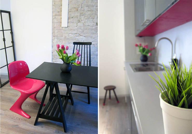 Cucina in stile  di Julia Kosina                                                                                                       Interior Design & Innenarchitektur
