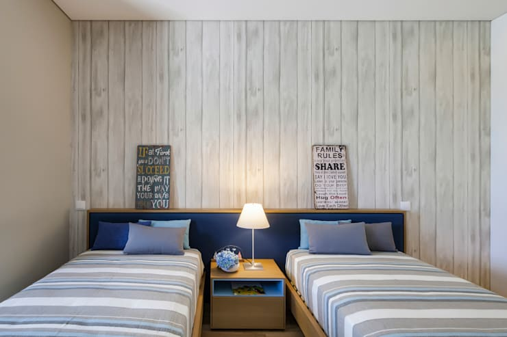 Chambre de style de style Moderne par INAIN Interior Design