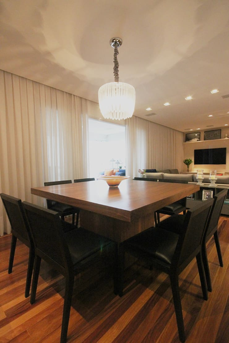 Modern dining room by Officina44 Modern