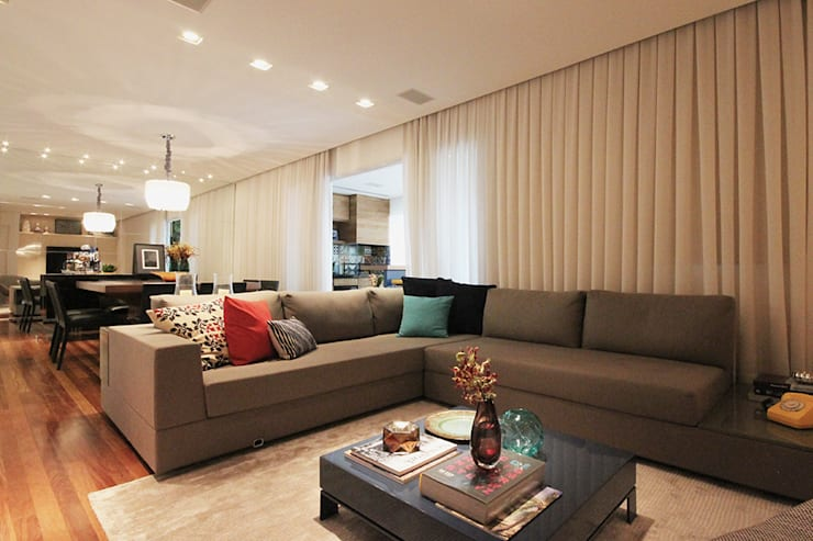 Modern living room by Officina44 Modern