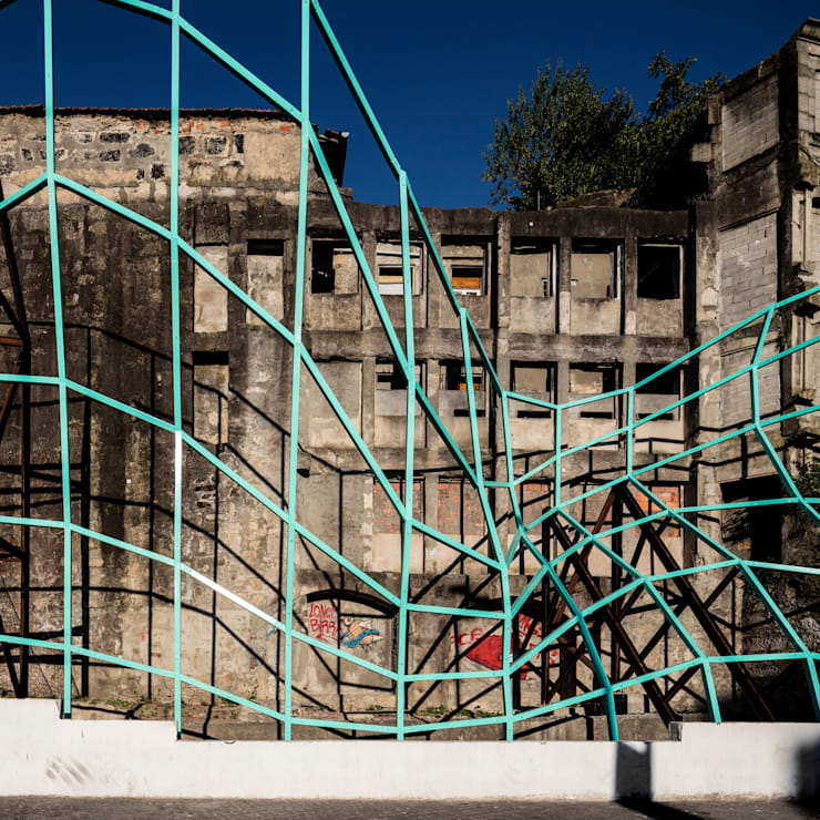 Metamorfose: Casas  por FAHR 021.3