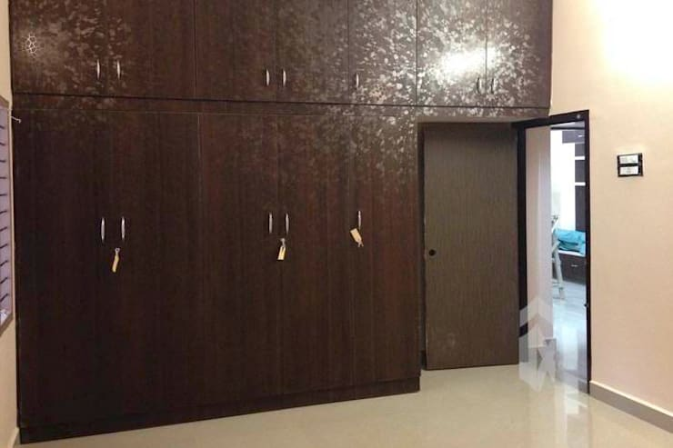 Muthuselvam | Residential:  Bedroom by Inhouse Xpressions