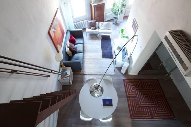 Woonkamer door cristina mecatti interior design