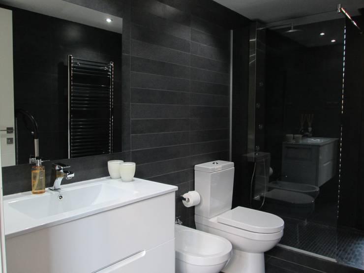 Baño: Baños de estilo  de Marc Pérez Interiorismo