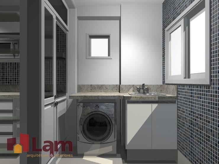 by LAM Arquitetura | Interiores,