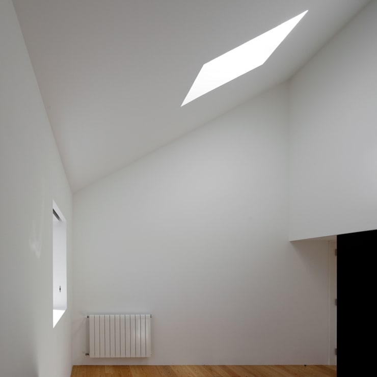 Projekty,  Sypialnia zaprojektowane przez EXTRASTUDIO