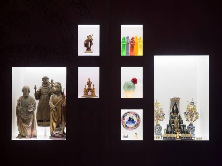 Projekty,  Muzea zaprojektowane przez P-06 ATELIER, ambientes e comunicação, Lda