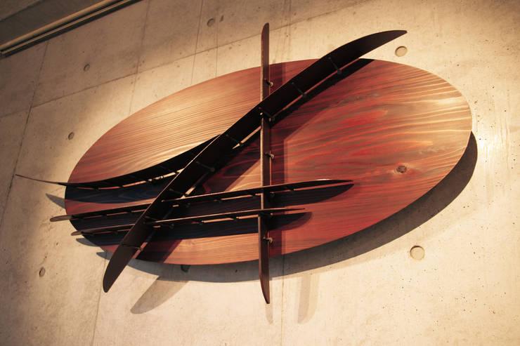 Wall Shelf: hamajima takuyaが手掛けたアートです。,