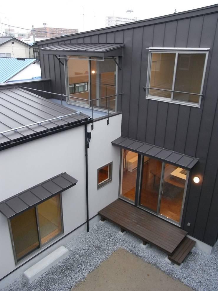 小原田の家: 市川設計スタジオが手掛けた家です。,