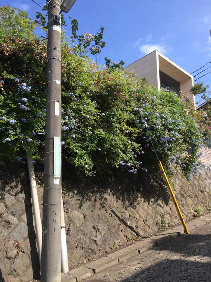 百日紅の家: (有)ハートランドが手掛けた庭です。