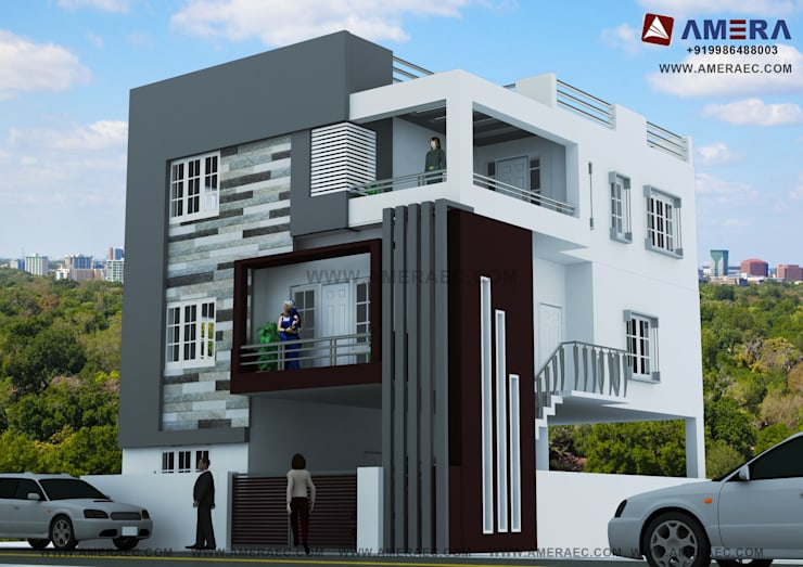 Project:   by Amera Engineering and Consultancy India Pvt. Ltd.