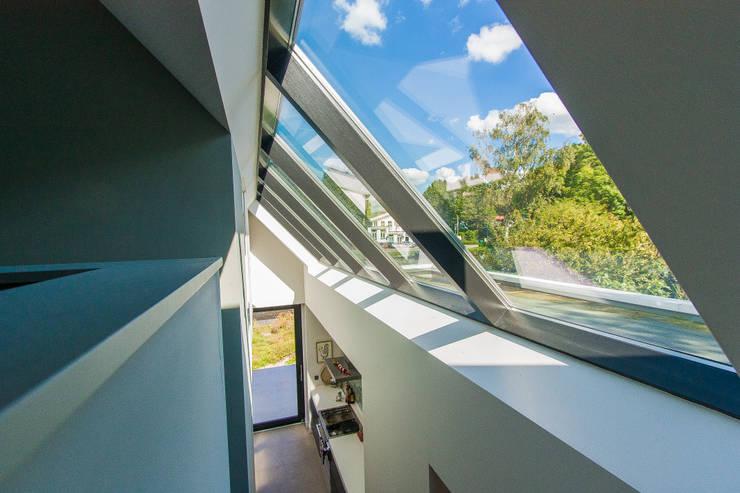 Projekty,  Okna zaprojektowane przez ScanaBouw BV