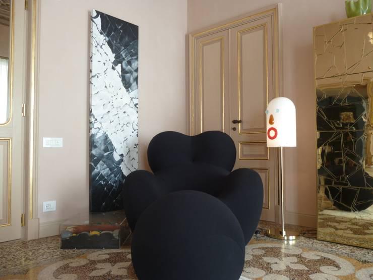 Claudia Bambagioni:  tarz Oturma Odası
