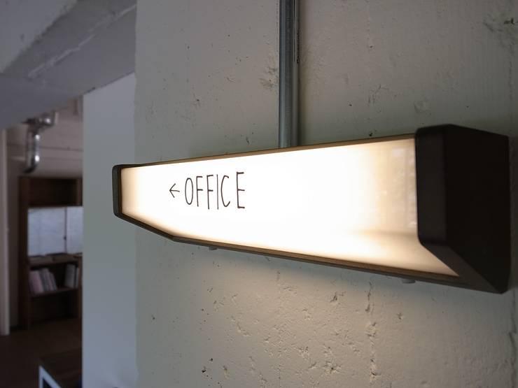 「オカキン」赤坂オフィス: office echoが手掛けたです。