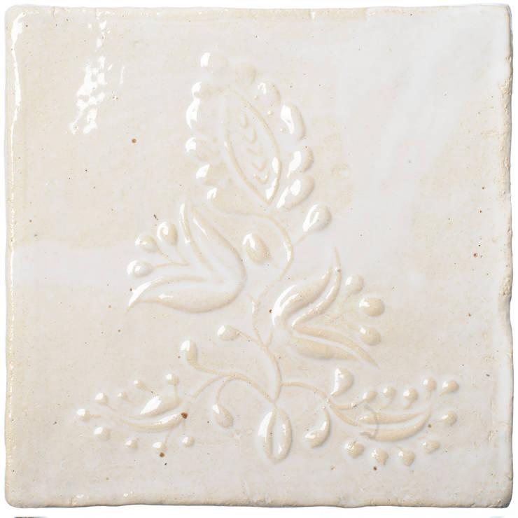 unikatowe folkowe kafelki ceramiczne: styl , w kategorii Ściany i podłogi zaprojektowany przez unikatowe kafelki