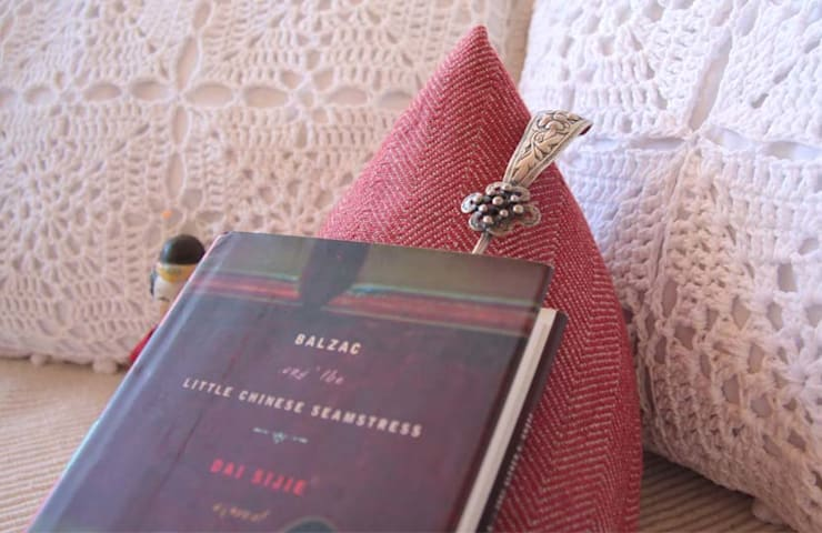 triipi®, almofada para apoiar livros/ipad: Casa  por triipi® everything pillow