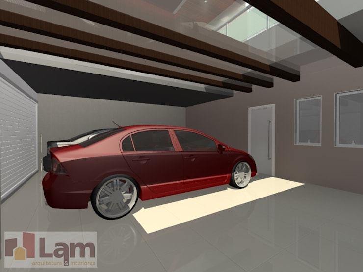 Oleh LAM Arquitetura | Interiores