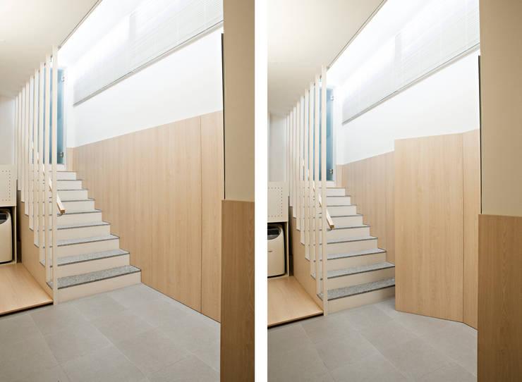 Centro de Estética Carli – Remodelação : Espaços comerciais  por A2OFFICE