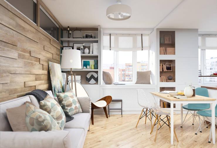 Wohnzimmer von Katerina Butenko
