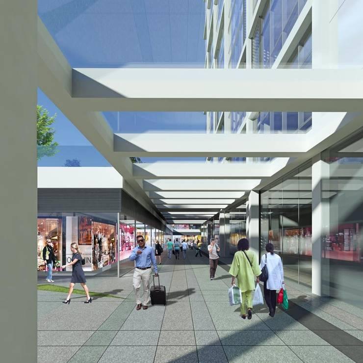 CCT INVESTMENTS – CCT 105 Project in Halkali:  tarz Evler, Modern