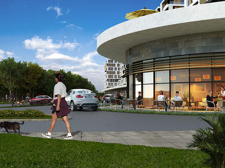 CCT INVESTMENTS – CCT 150 Project in Beylikduzu:  tarz Evler