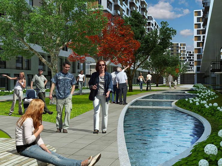 CCT INVESTMENTS – CCT 150 Project in Beylikduzu:  tarz Evler, Modern