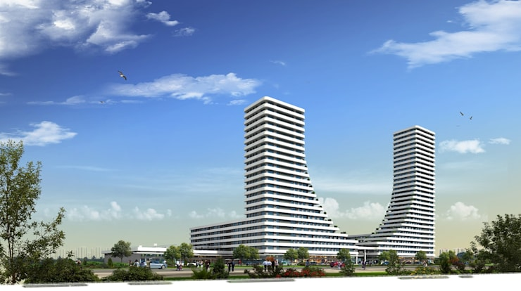 CCT INVESTMENTS – CCT 158 Project in Bursa:  tarz Evler