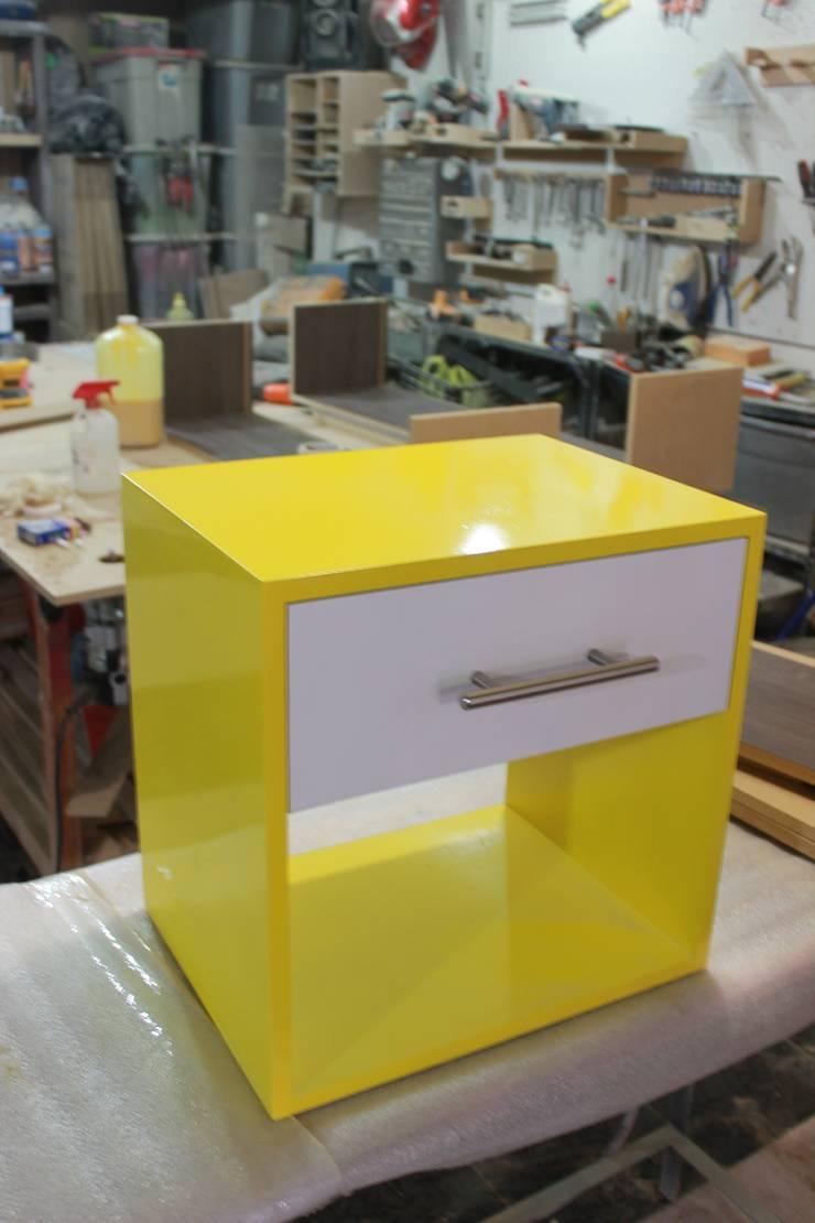 Cubo cajon de Nesign - Diseño y fabricación de muebles. Minimalista