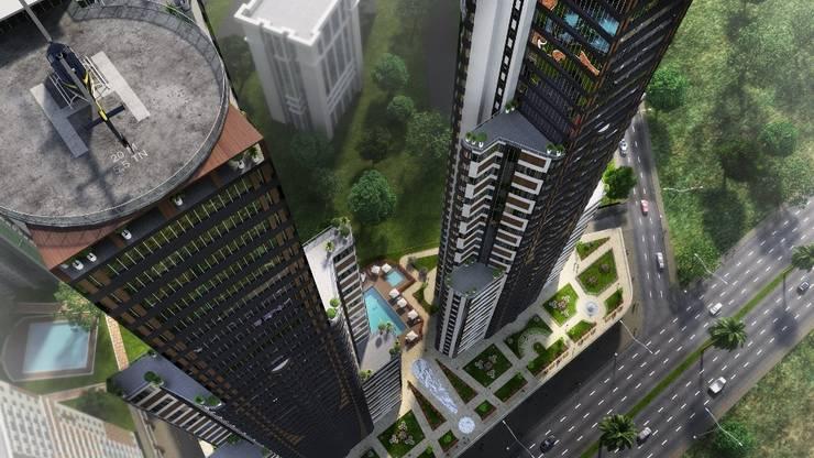 CCT INVESTMENTS – CCT 106 Project in Esenyurt:  tarz Evler, Modern