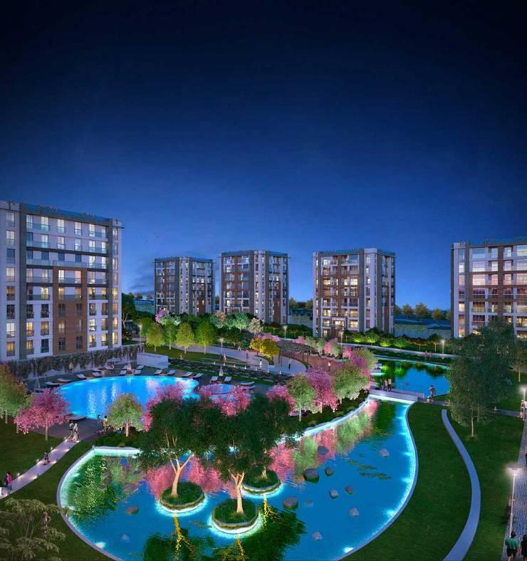 CCT INVESTMENTS – CCT 101 Project in Beylikduzu:  tarz Evler