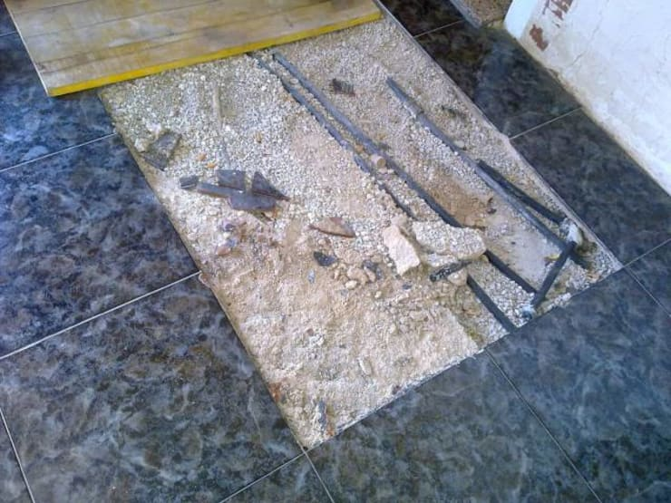 Reproducción de suelo descatalogado:  de estilo  de TTF Proyectos