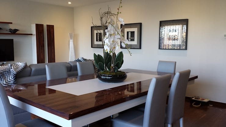 Dining room by Decoracoes Gina, Lda