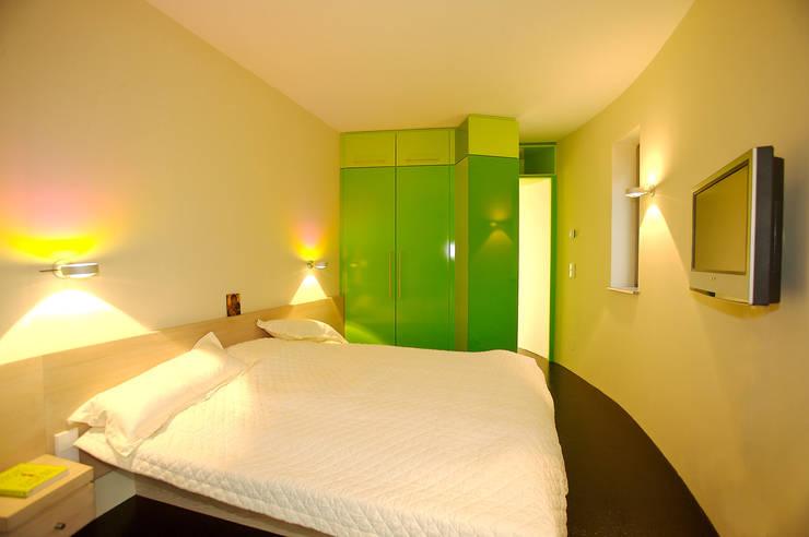 Спальная комната  в . Автор – Atelier Fürtner-Tonn