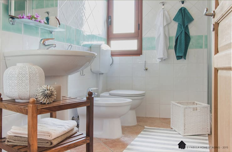 Fabula Home Stagingが手掛けた浴室