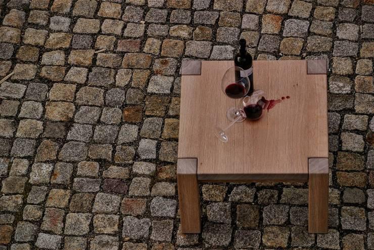 Wine cellar by Atelier Sinnesmagnet