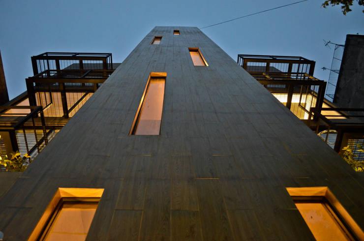 Amores: Casas de estilo  por Sulkin Askenazi