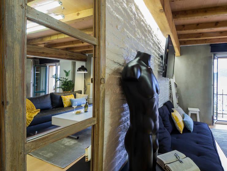 Detalle: Hoteles de estilo  de jaione elizalde estilismo inmobiliario - home staging