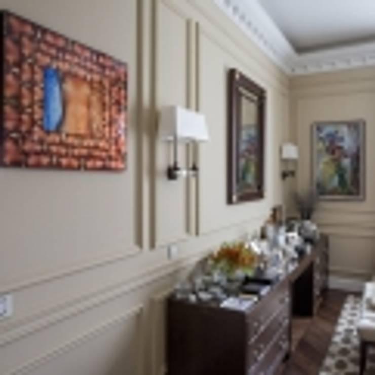Классический интерьер и Умный дом – квартира-мечта!: Спальни в . Автор – Art-In