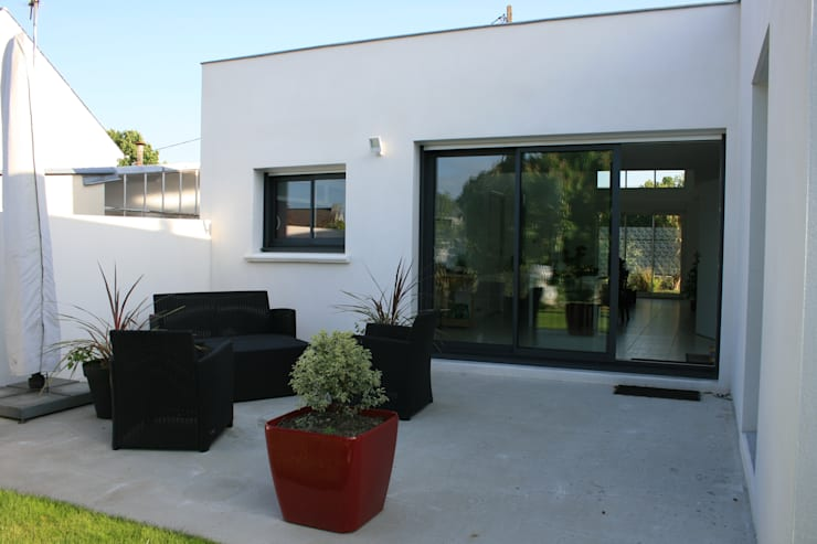 Atelier FA - Achitecture d'intérieurs & d'extérieurs:  tarz