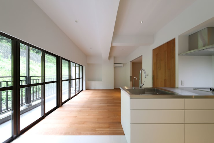 ROR: 一級建築士事務所アトリエソルト株式会社が手掛けたキッチンです。,