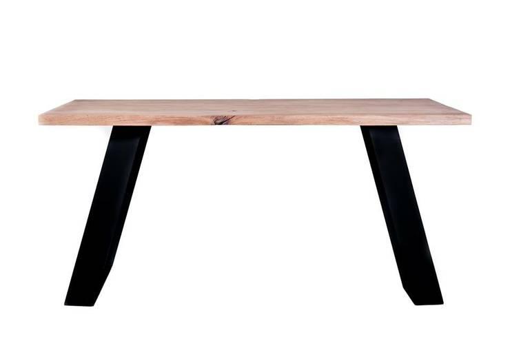 Stół Alpha: styl , w kategorii Jadalnia zaprojektowany przez hoom