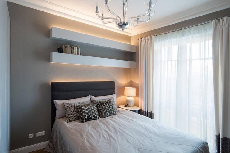 Appartement Berlin: Klassische Schlafzimmer Von KJUBiK Innenarchitektur
