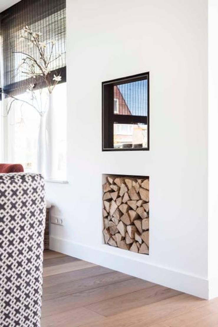 Interieurontwerp Villa:  Eetkamer door SMEELE Ontwerpt & Realiseert, Landelijk
