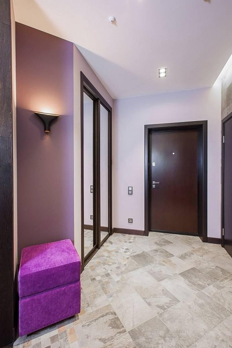 Corridor & hallway by Alena Gorskaya Design Studio, Minimalist