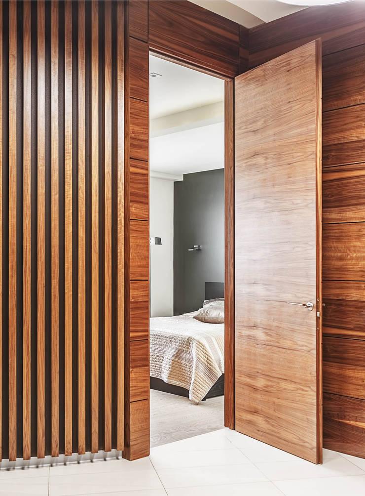 Апартаменты в Куркино: Спальни в . Автор – K-Studio